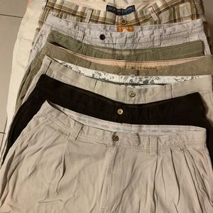 Tommy Bahama Shorts - Lot of 8 Tommy Bahama shorts casuals size 38